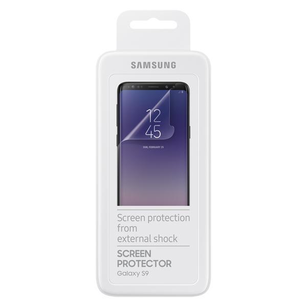 Плёнка для сотового телефона Samsung для Samsung Galaxy S9 (ET-FG960CTEGRU)