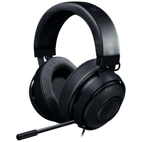 Игровые наушники Razer Kraken Pro V2 Oval Black (RZ04-02050400-R3M1) гарнитура razer kraken pro v2 oval black