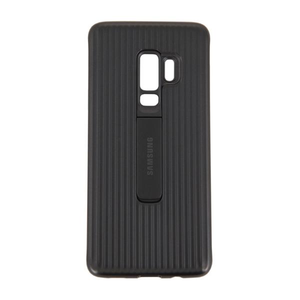 Чехол для сотового телефона Samsung Protective S.Cover для Samsung Galaxy S9+, Black чехол для сотового телефона takeit для samsung galaxy a3 2017 metal slim металлик
