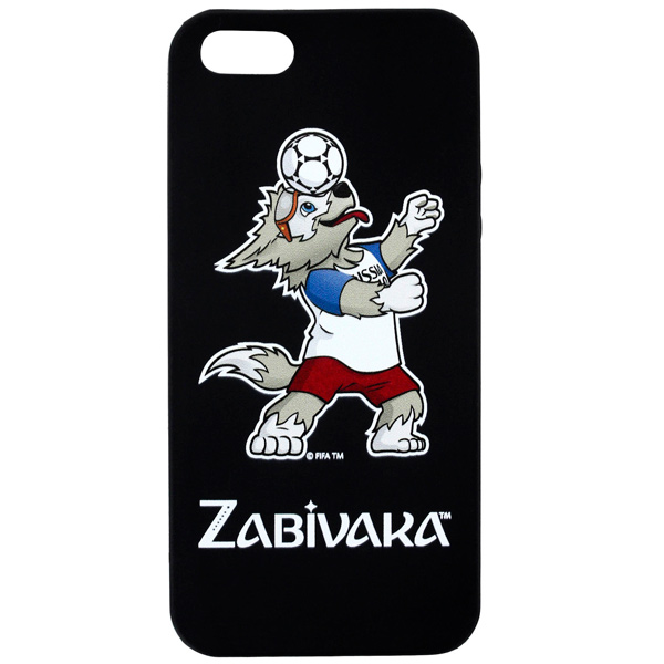 Чехол для iPhone 2018 FIFA WCR Zabivaka 1 для Apple iPhone 5/5S/SE (103850) клип кейс icover illuminator для apple iphone se 5 5s матовый желтый