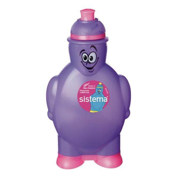 Бутылка для воды Sistema Hydrate Happy Bottle 350мл Violet (790)