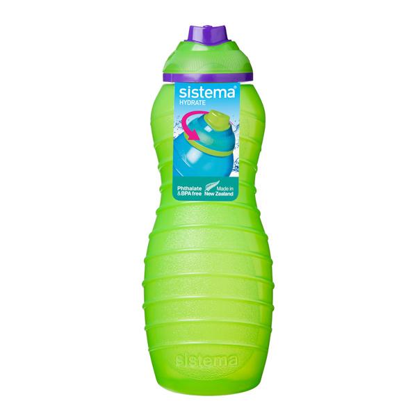 Бутылка для воды Sistema Hydrate Davina Bottle 700мл Green (745NW)