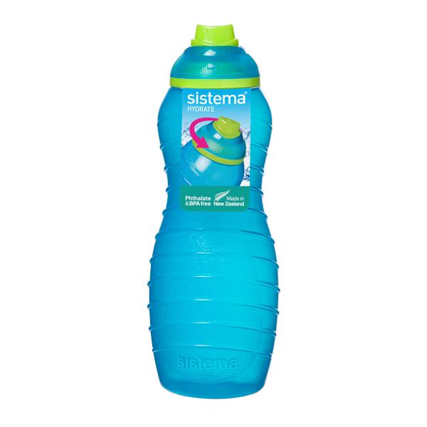 Бутылка для воды Sistema Hydrate Davina Bottle 700мл Blue (745NW)