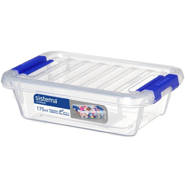 Контейнер для продуктов Sistema Storage 175мл White (70001)