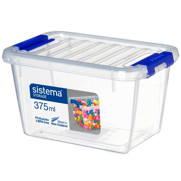 Контейнер для продуктов Sistema Storage 375мл White (70003)