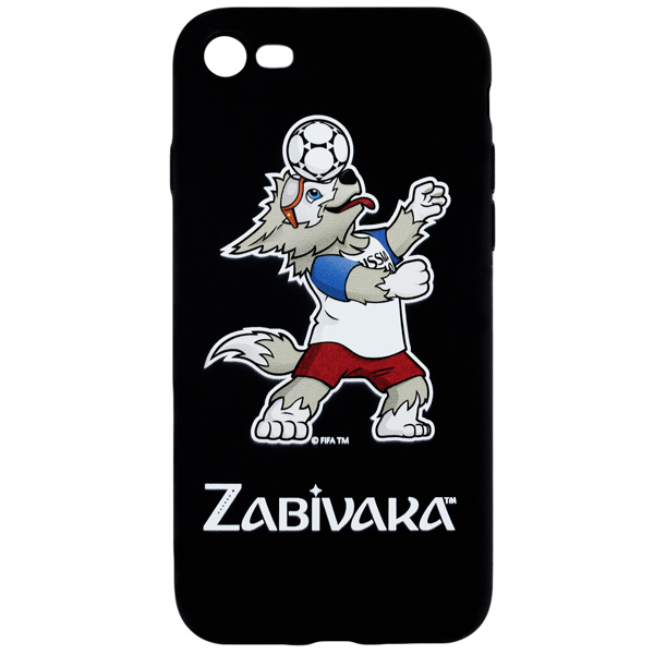 Чехол для iPhone 2018 FIFA WCR Zabivaka   Apple  7/ (103898)