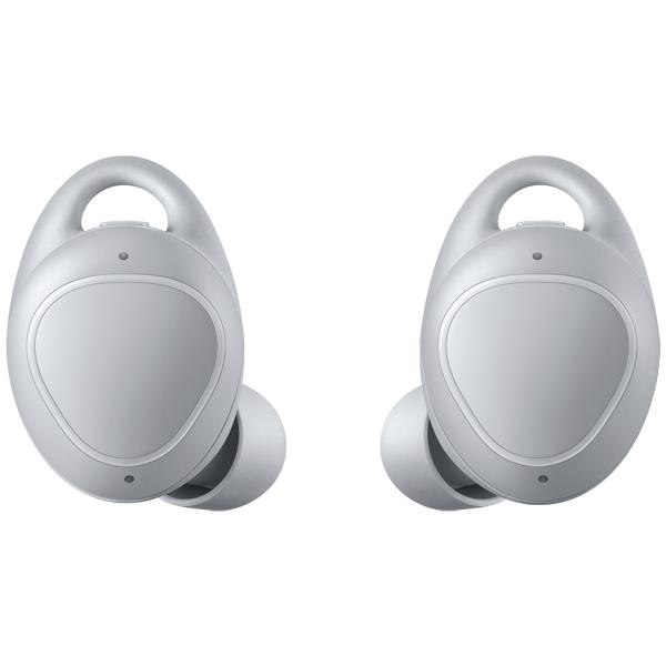 Спортивные наушники Bluetooth Samsung Gear IconX (2018) Grey (SM-R140NZAASER) проводные наушники marley positive vibration em jh011 sm grey