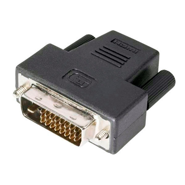 Адаптер Belkin DVI-D 25-pin папа/ HDMI мама (F2E4262BT)