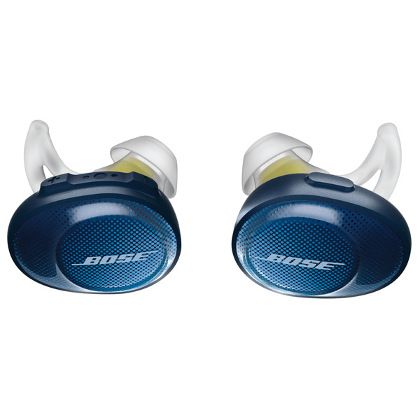 Наушники Bluetooth Bose — SoundSport Free Wireless Navy/Citron
