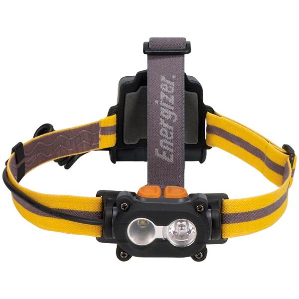 Фонарь Energizer Hardcase Pro: Headlight w/Attach.3AA (E300642300) аккумулятор energizer aa hr6 2300mah 4шт