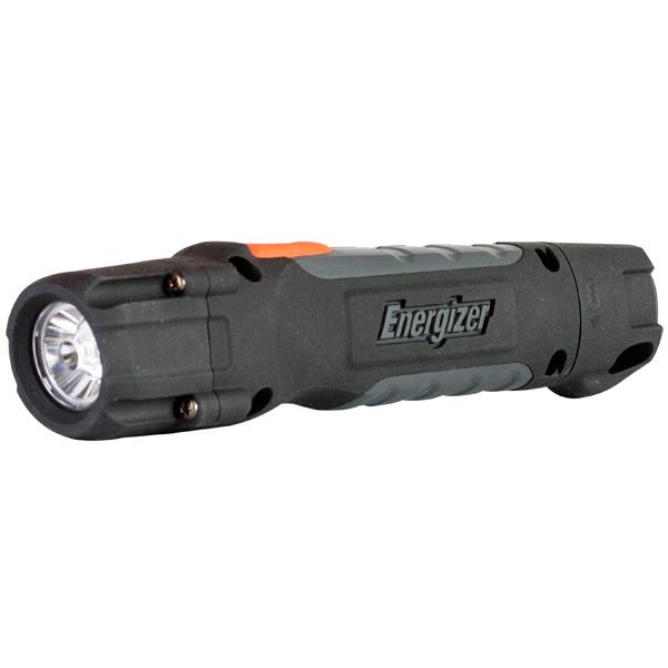 Фонарь Energizer Hardcase Pro: 2AA Handheld (E300667901) фонарь maglite mini 2aa красный 14 6 см в блистере с чехлом 947186