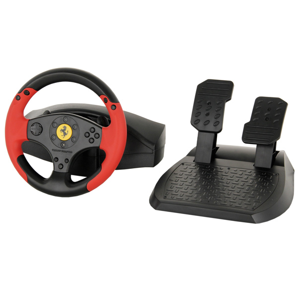 Игровой руль Thrustmaster Ferrari Racing Wheel Red Legend Edition