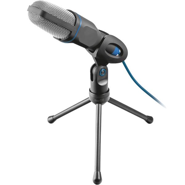 Микрофон для компьютера Trust MICO USB Microphone (20378)