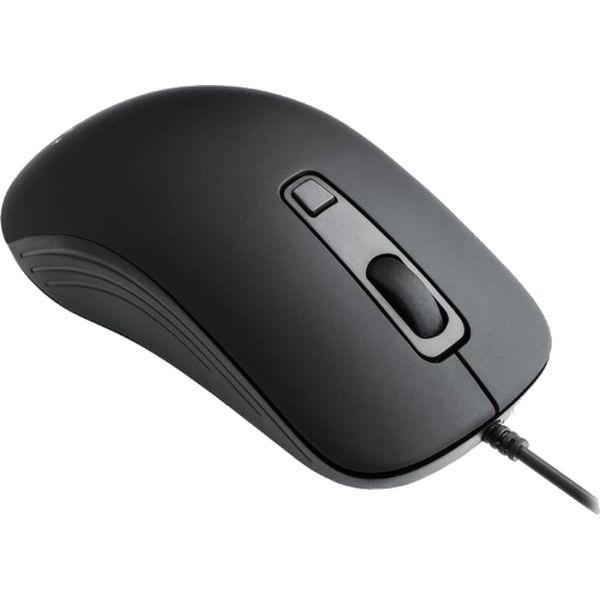 Мышь проводная Oklick 155M Black