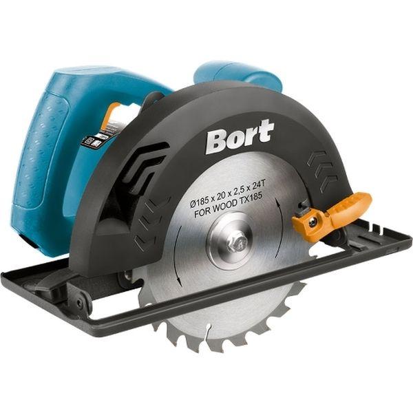 Электропила циркулярная Bort BHK-185U