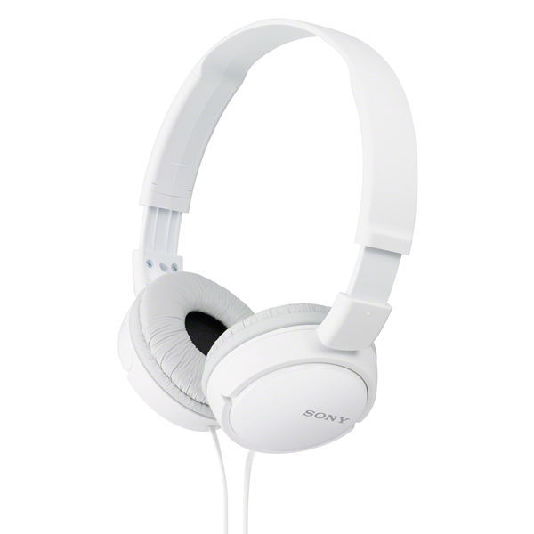 Sony MDR-ZX110/WC(AE) MDR-ZX110/WC(AE) белого цвета