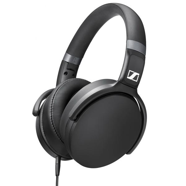 Наушники полноразмерные Sennheiser HD 4.30G Black охватывающие наушники sennheiser hd 800 s black