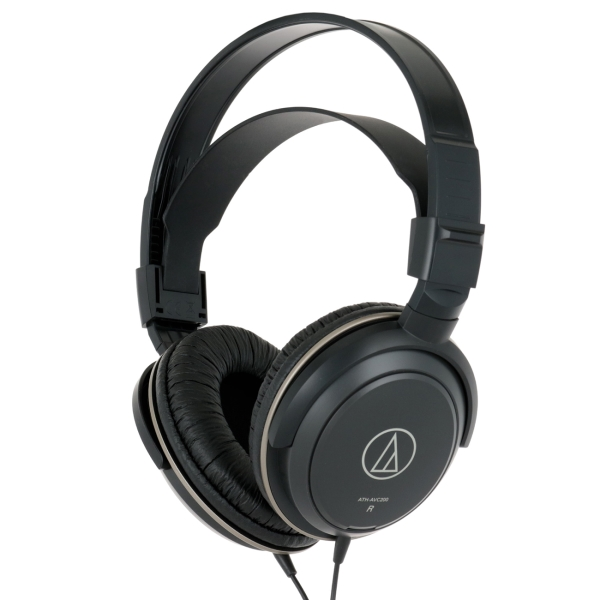 Наушники накладные Audio-Technica ATH-AVC200