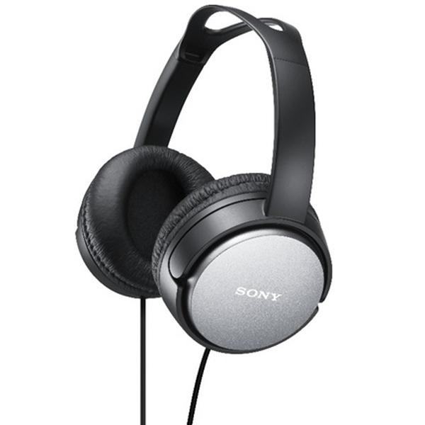 Sony MDR-XD150 Black цвет черный/серебристый