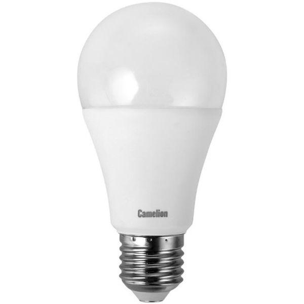 Лампа LED Camelion ЛОН LED13-A60/830/E27