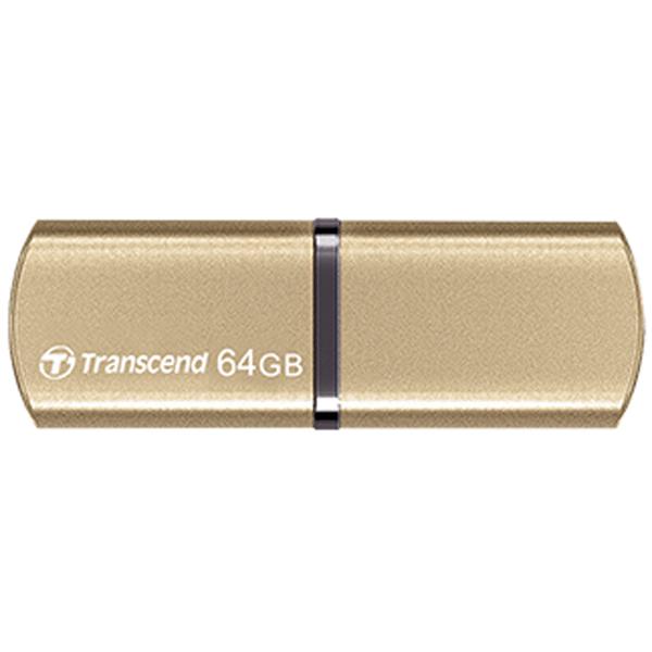 Купить Флеш-диск Transcend 64Gb JetFlash 820G Gold в каталоге интернет магазина М.Видео по выгодной цене с доставкой, отзывы, фотографии - Смоленск