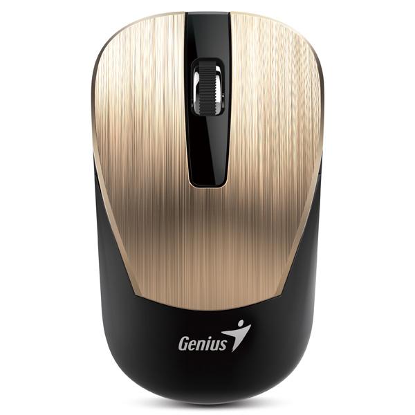 Мышь беспроводная Genius NX-7015 Gold