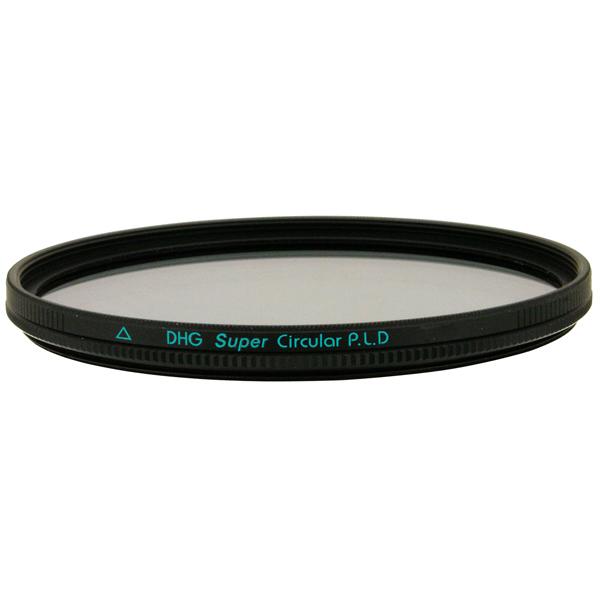 Светофильтр Marumi DHG Super Circular P.L.D. 67mm черного цвета
