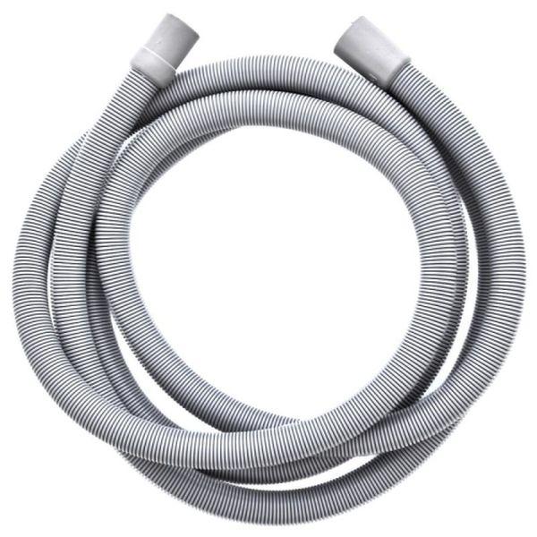 Шланг для подключения стиральной машины Helfer HLR0007 3м серого цвета