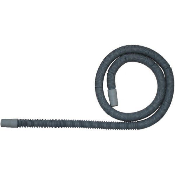 Шланг для подключения стиральной машины Helfer HLR0005 2м серого цвета