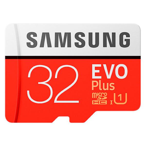 Карта памяти SDHC Micro Samsung 32GB Evo Plus (MB-MC32)