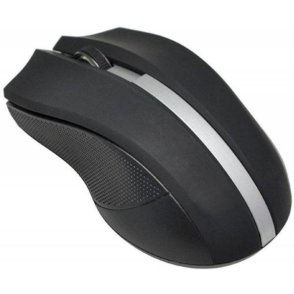Мышь беспроводная Oklick 615MW Black/Silver