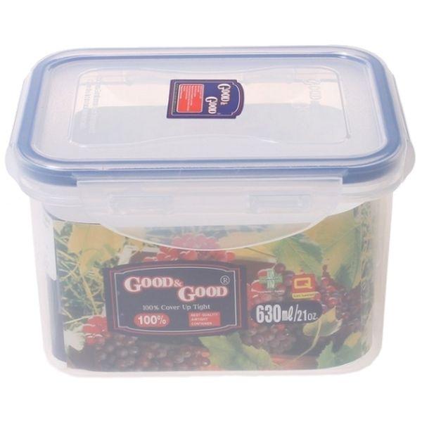 Контейнер для продуктов Good&Good 0,63л (02-2)