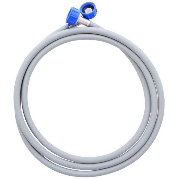 Шланг для подключения стиральной машины Helfer HLR0019/2,5м серого цвета