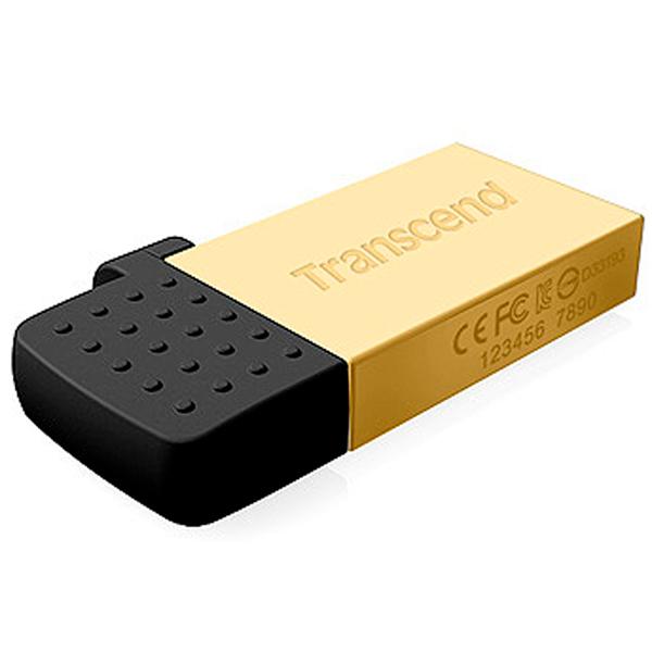 Флеш-диск Transcend 32GB JF 380 Gold фото