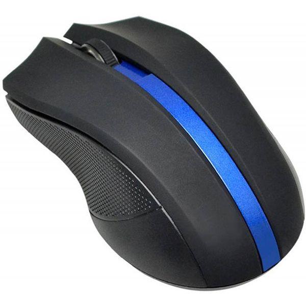 Мышь беспроводная Oklick 615MW Black/Blue