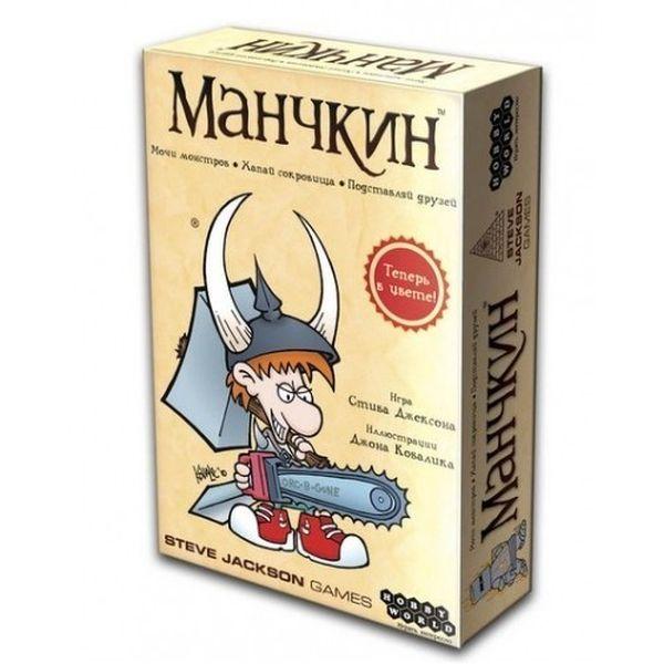 Настольная игра Hobby World Манчкин (1031) фото