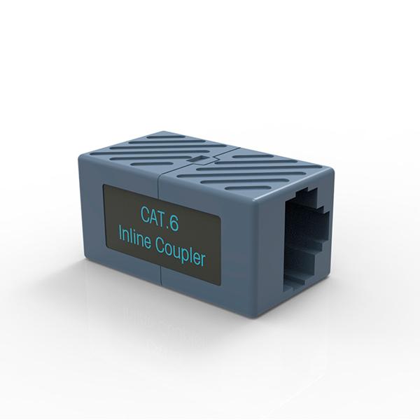 Кабель для компьютера Vention RJ45 мама/мама 8p8c кат.6