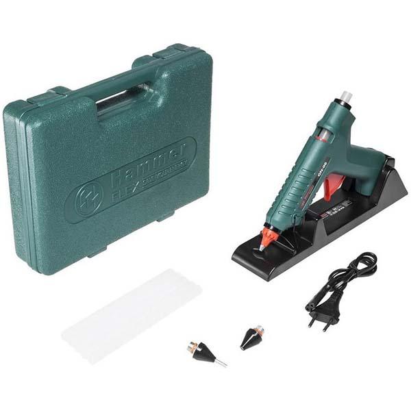 Пистолет клеевой Hammer Flex GN-06 (116-005)