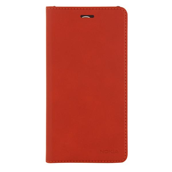 Чехол для сотового телефона Nokia Leather Flip Cover для Nokia 2 Brown Copper чехол nokia slim flip cover для nokia 5 черный