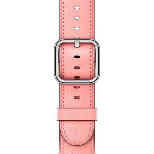 Ремешок Apple 38mm Soft Pink Classic Buckle kalencom buckle bag monique powder pink