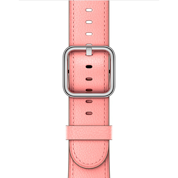 Ремешок Apple 42mm Soft Pink Classic Buckle ремешок apple 42mm saddle brown classic buckle mpwt2zm a