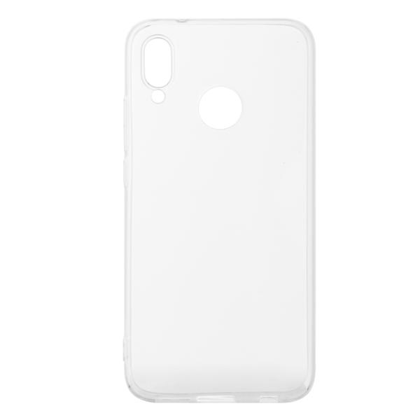 Чехол для сотового телефона InterStep Slender ADV для Huawei P20 Lite Transparent чехол для сотового телефона interstep slender adv для huawei y3 2017