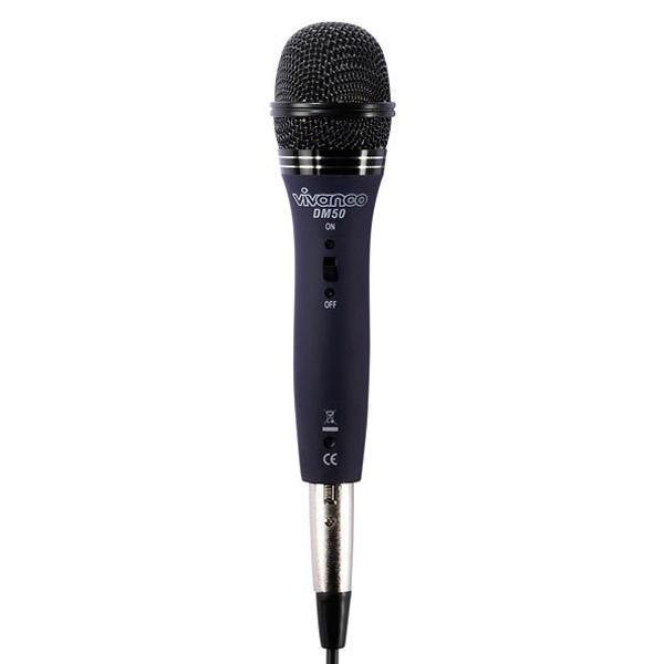 Микрофон проводной Vivanco DM50 (14512)