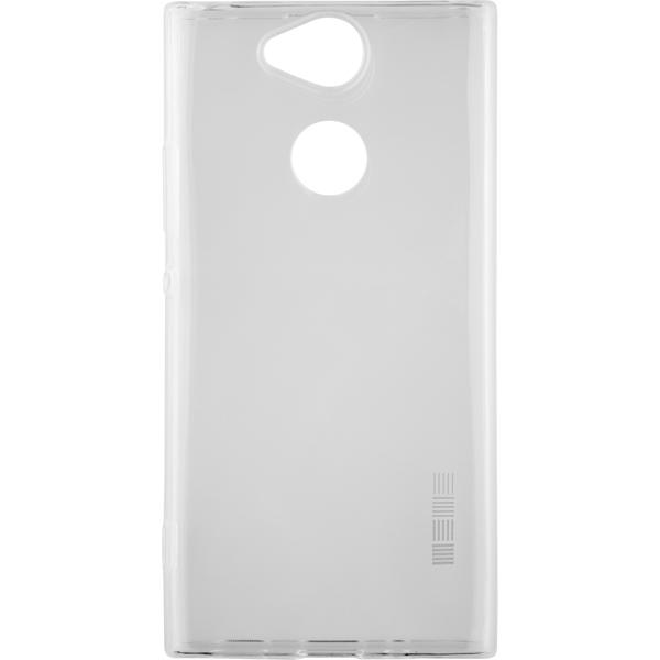 Чехол для сотового телефона InterStep Slender ADV для Sony Xperia XA2 Transparent защитные стекла и пленки interstep is sf 7uhtc0ctr 000b201