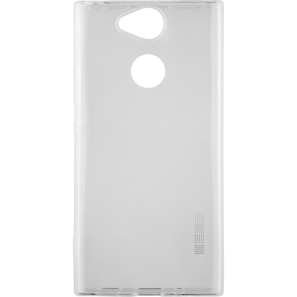Чехол для сотового телефона InterStep Slender ADV для Sony Xperia XA2 Transparent чехол для сотового телефона interstep slender adv для huawei y3 2017