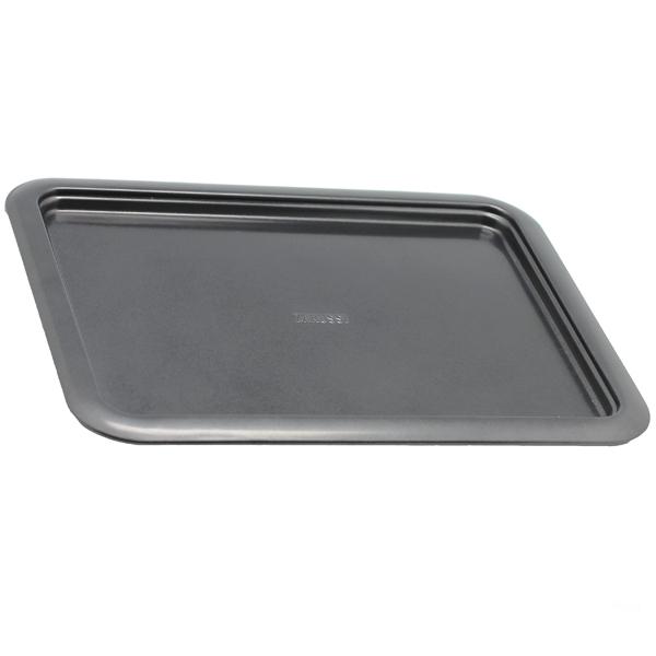 Форма для выпекания (металл) Zanussi Taranto 37х28х1,6см Black (ZAC38211BF)