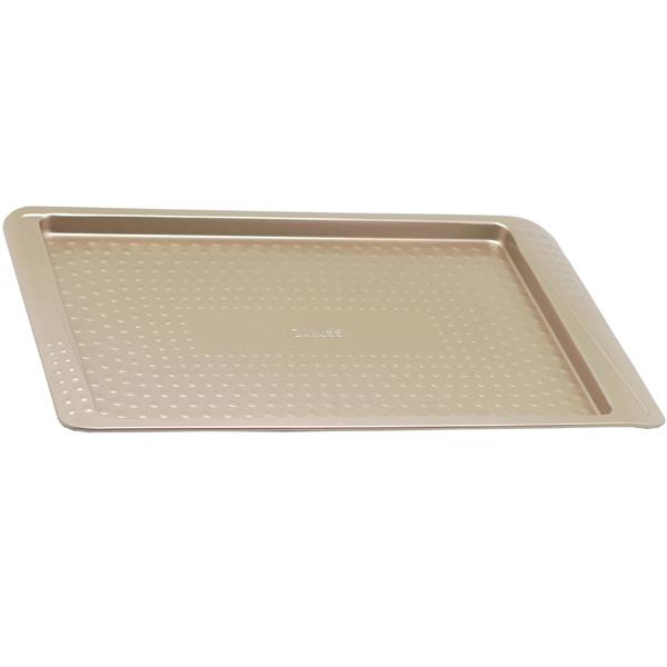 Форма для выпекания (металл) Zanussi Turin 39х25х1,5см Bronze (ZAC37112CF)