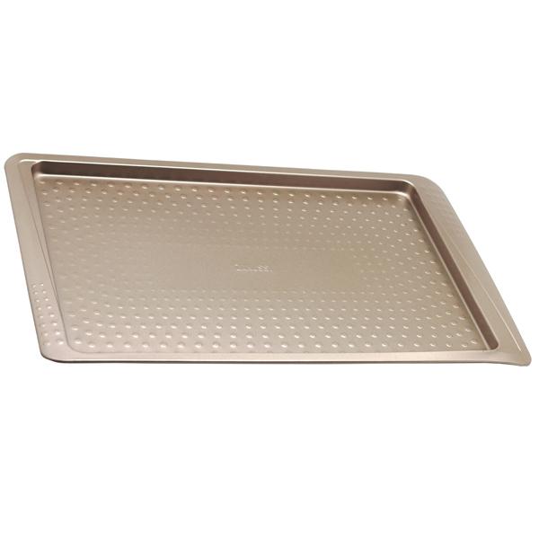 Форма для выпекания (металл) Zanussi Turin 46х30х1,5см Bronze (ZAC38112CF)