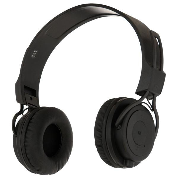 Наушники Bluetooth Rombica Mysound BH-02 1C Black (BH-00021) bluetooth гарнитура nokia bh 505 в запорожье