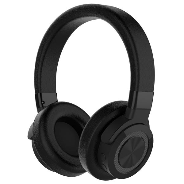 Наушники Bluetooth Rombica — Mysound BH-07 Black (BT-H001)